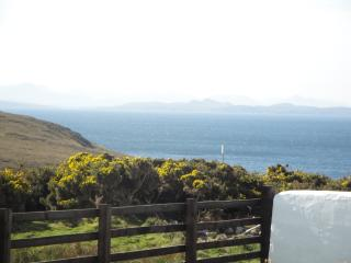 Sea view from Meall Dubh garden