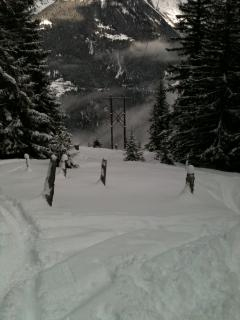 Some of the great off piste