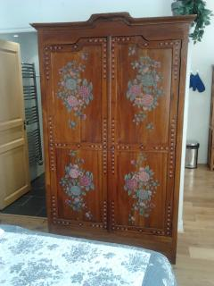 Very Old Countryside Cupboard