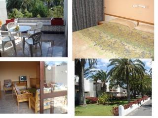 Apartamento de 1 dormitorio en Galletas, Las, Las Galletas