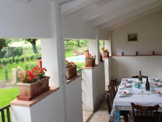 Villa Nonna, Garden Apartment, Castiglion Fiorentino
