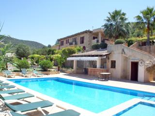 Finca Castillo Verdin - Spacious and beautiful family finca in Son Macia