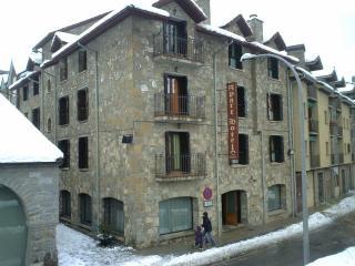 Apartamento de 1 habitacion + salon cocina, Biescas