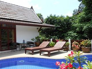 Tropical tranquility 700 m from the Beach, Koh Samui