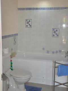 Bathroom - downstairs