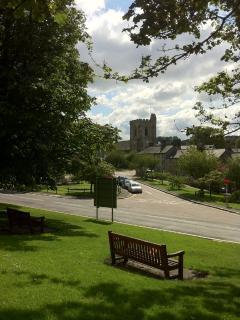 Village Centre, Rothbury