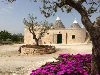 Trullo Stefano in May