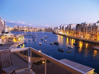 Waterfront Spinola  Bay Flat, Saint Julians