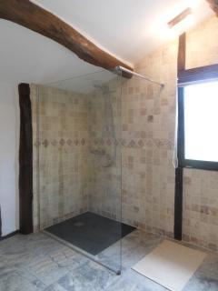 salle de bain 'Les vignes'