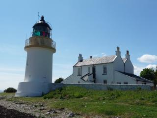 Corran Lighthouse Lodge