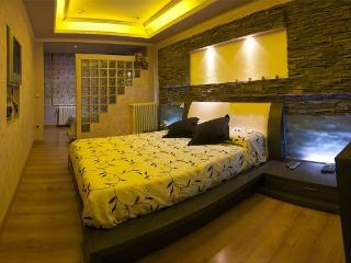 Espacioso piso con jacuzzy