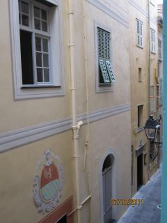 street view from the apartment