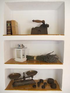 Detalle habitación doble 1 'El Celler' (2-6pax)