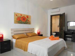 malta, apartament,balcony,beach,modern,mellieha,