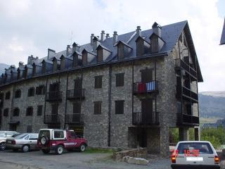 Apartamento de 1 dormitorio en Boi a pie de pistas