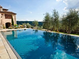 Villa Leonina, Bagno a Ripoli