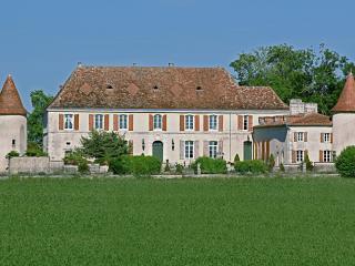Château du Bourbet, Cherval