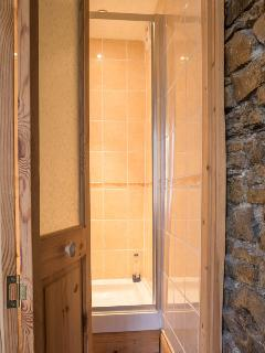 Ground floor ensuite shower room