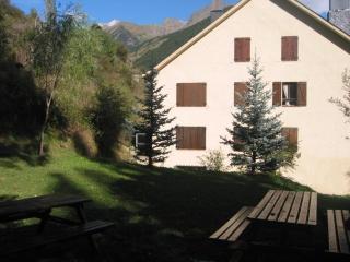 Apartamento 5 personas amueblado, salón con chim.., Sallent de Gallego