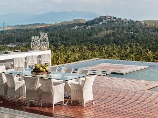 Samui Island Villas - Villa 78 Fantastic Sea Views, Choeng Mon