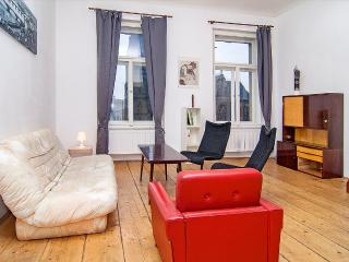 Spacious flat in center city, Prague