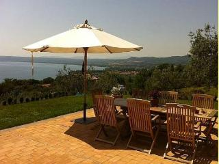 Bolsena luxury - 12x5 m saltwater pool - Stunning view - AC - wifi - Beach 2 min