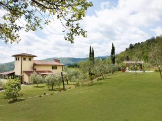 Podere La Casina, Tuscany set in astounding natural surrounding