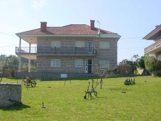 Casa en la playa de Montalvo en Sanxenxo, Portonovo