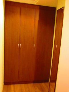 lighted closets