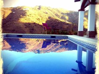 CASA TRANQUILA - BRILLIANT SUN SOAKED VILLA AT COMPETA, COSTA DEL SOL, ANDALUSIA