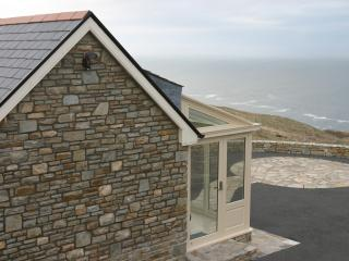 ocean view cosy getaway for two, Dunfanaghy