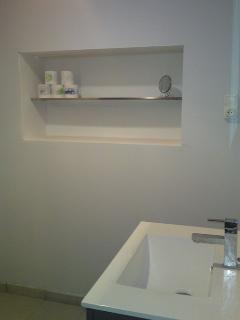 Shower room detail