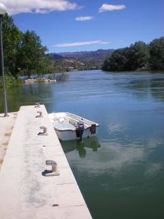 Local fishing areas with access to the famous River Ebro, many local fishing trips/guides available.