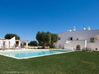 Masseria Pepenofio: Large Luxury Masseria w Pool, Monopoli