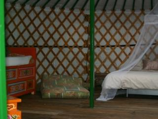 Luxury Yurts at Le Chene Vert, Compreignac