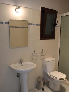 En suite quality toilet and shower
