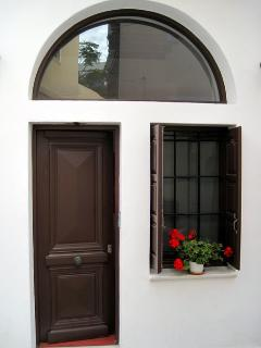 Inviting entrance,stylish interior,perfect venue. Everything on your doorstep