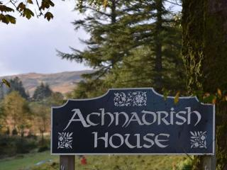 The Wing, Achnadrish House