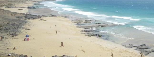 Playa piedra beach