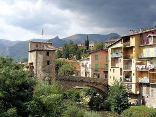 Village of Sospel,