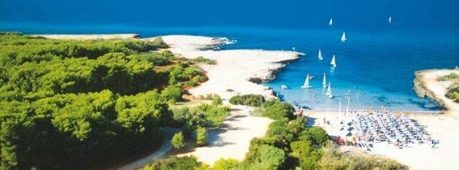 Ostuni the beach