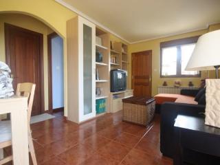 apartamento bajo con jardín en Galizano