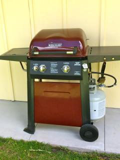 New outdoor BBQ for your grilling pleasure