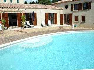 6 bedroom Villa in Montouliers, Languedoc, France : ref 2000077