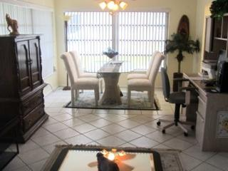 SW Florida vacation home on canal (gulf accessible), Port Charlotte