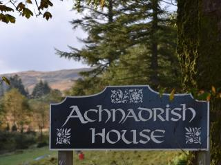 Achnadrish House, White Cabin