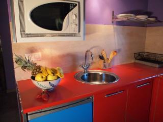Cocina Apartamento 2 plazas cama 150 x 190