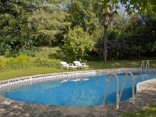 La piscina para darse un chapuzón en los días de verano