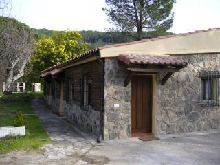Casita de piedra en plena naturaleza -Quinta Anita, Arenas de San Pedro