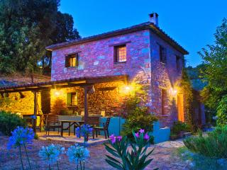 Olive Store Cottage, Pelion, Platania